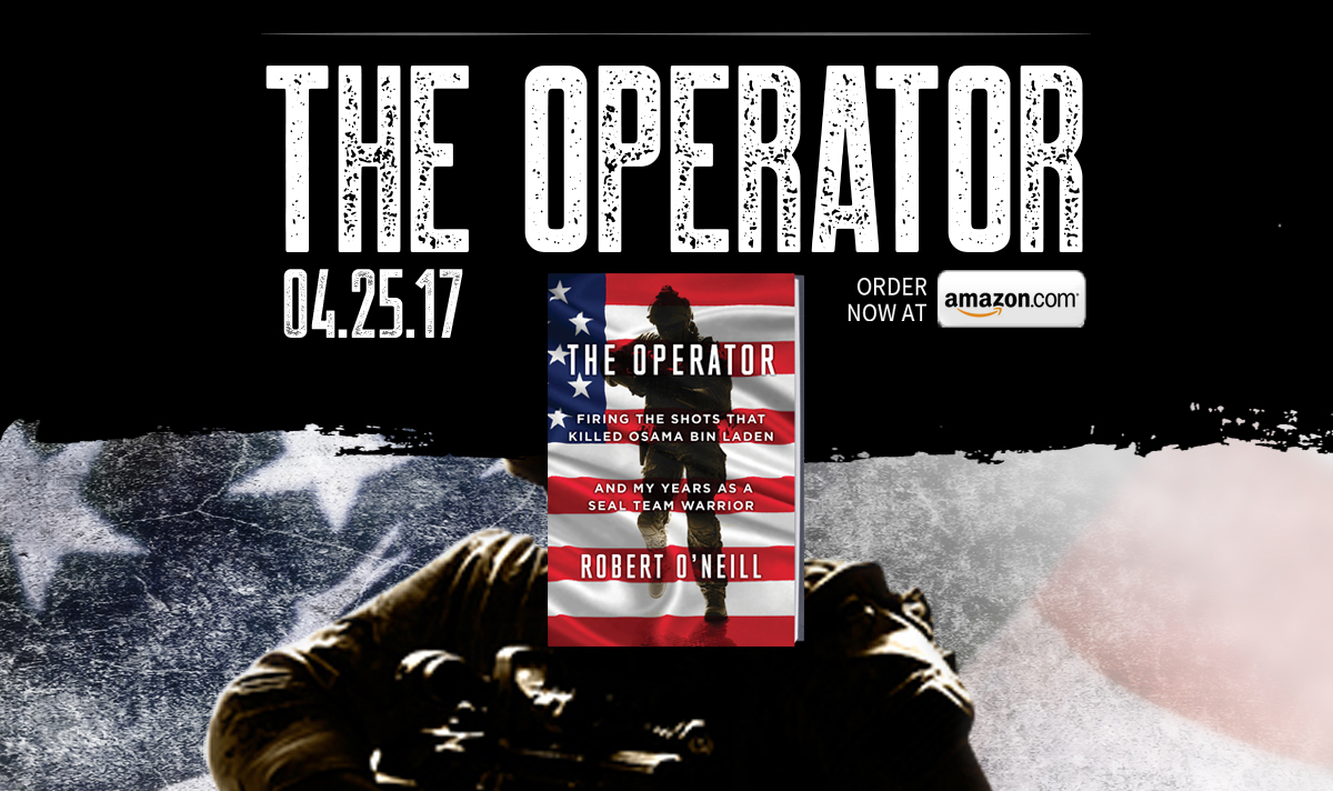 The Operator by Robert J. O'Neill