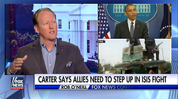 Rob O'Neill on FOX News
