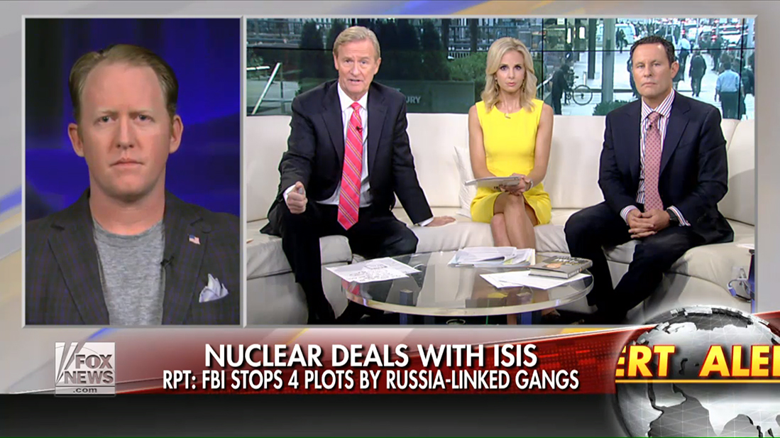 Rob O'Neill on Fox and Friends