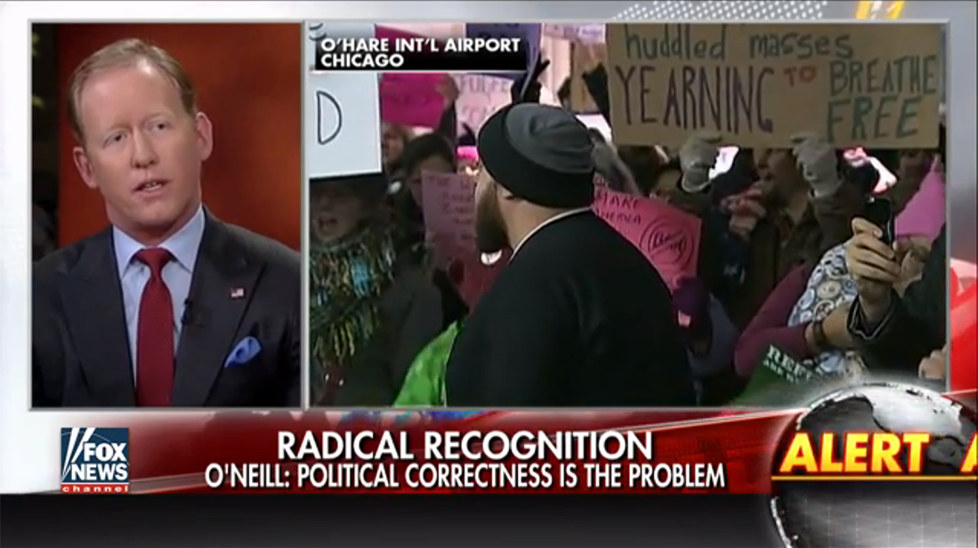 Rob O'Neill on FOX and Friends Weekend