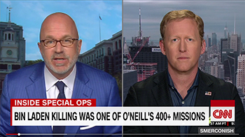 Rob O'Neill on Smerconish